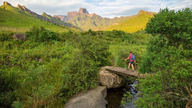 Hiken Drakensbergen Zuid Afrika Rondreis Op Maat Specialist