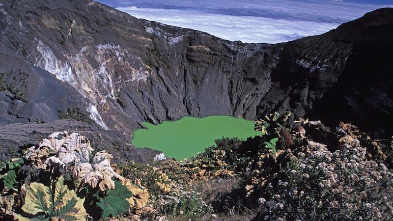 Irazu crater Costa Rica Rondreis Op Maat Specialist