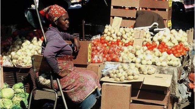 Johannesburg straatbeeld Zuid Afrika Rondreis Op Maat Specialist