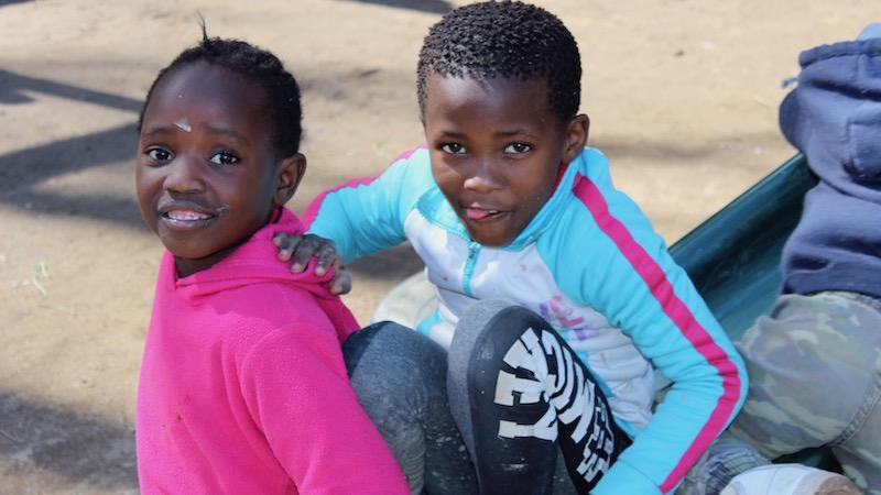 Kids Township Zuid-Afrika Rondreis Op Maat Specialist
