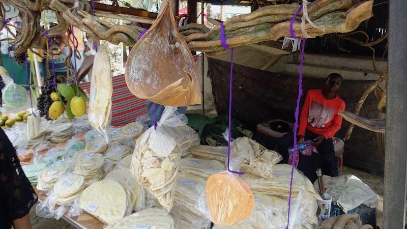 Suriname culturele zondags markt Producten Rondreis Op Maat Specialist