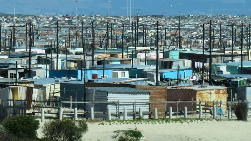 Township Kaapstad Zuid-Afrika Rondreis Op Maat Specialist