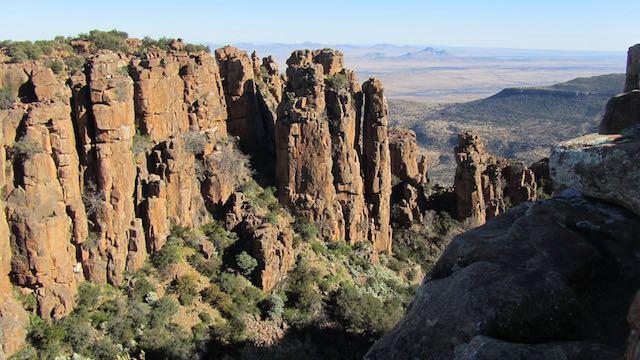 Valley of Desolation Zuid Afrika Rondreis Op Maat Specialist