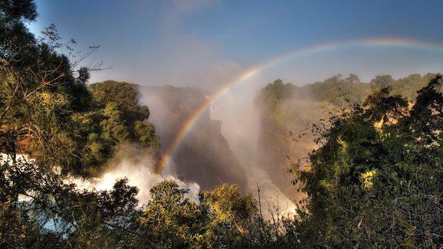 Victoria Watervallen Rondreis Op Maat Specialist