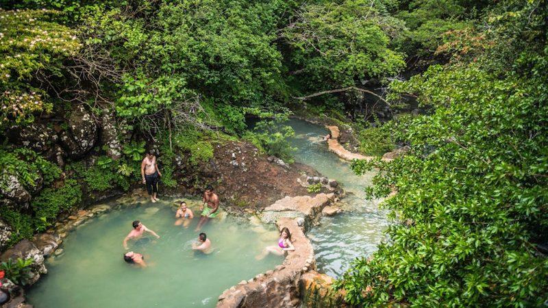 Hotsprings Rio Negro Costa Rica Rondreis Op Maat Specialist