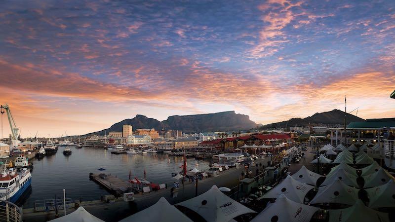 Waterfront Kaapstad Rondreis Op Maat Specialist
