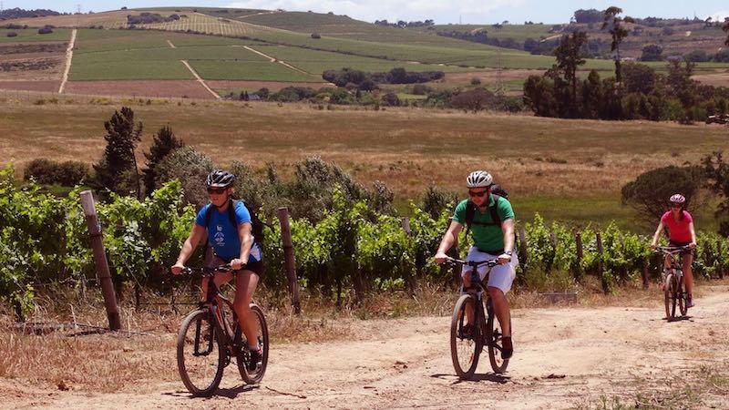 Zuid-Afrika fietsen Rondreis Op Maat Specialist