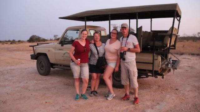 Familie Bisschop Zuid-Afrika Rondreis Op Maat Specialist