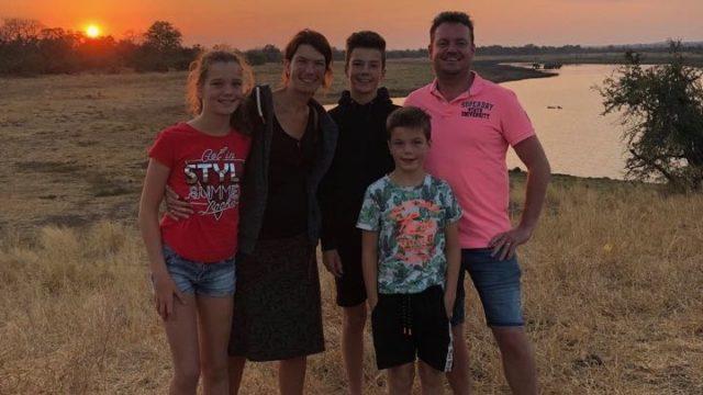 Familie van Kessel Zuid Afrika Rondreis Op Maat Specialist