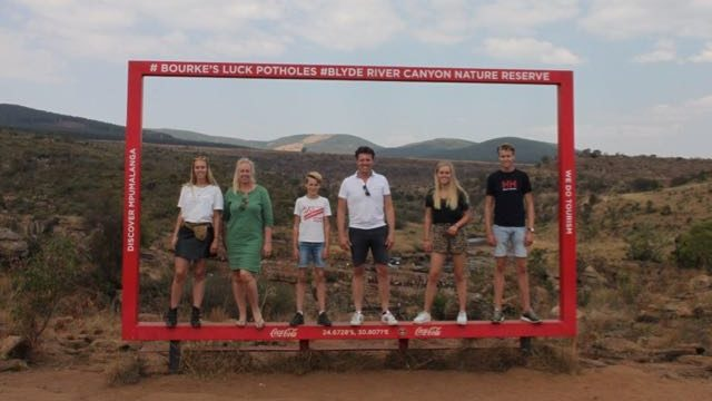 Familie Jansen Zuid-Afrika Rondreis Op Maat Specialist
