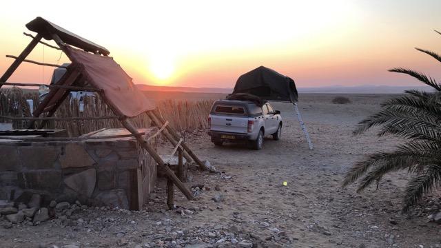 Paul en Cora Namibie Botswana Rondreis Op Maat Specialist