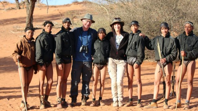 FAMILIE SMEETS Namibie Rondreis Op Maat Specialist