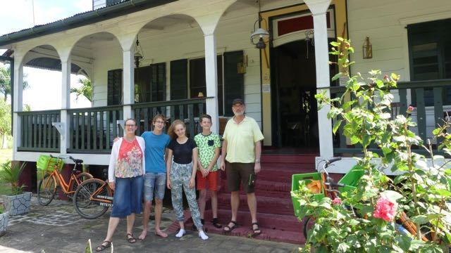 Familie Jungblut Suriname Rondreis Op Maat Specialist