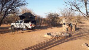 Fam. Geurtsen Namibië en Botswana Rondreis Op Maat Specialist
