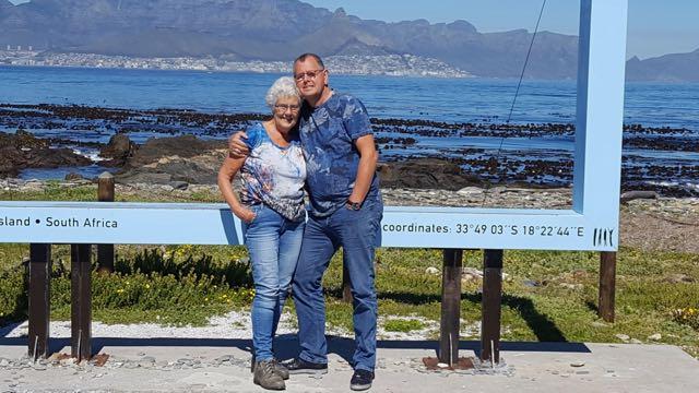 Familie Terpstra Zuid-Afrika Robbeneiland Rondreis Op Maat Specialist