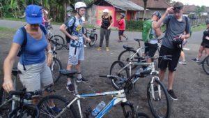 Fietsgroep Bali Indonesie Rondreis Op Maat Specialist