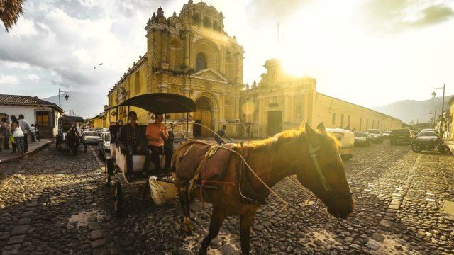 Guatemala Stad Rondreis Op Maat Specialist