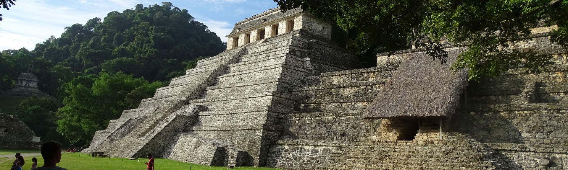 Banner Palenque Mexico City Rondreis Op Maat Specialist