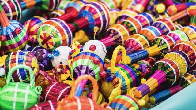 Kleurrijke-souvenirs-Mexico-Rondreis-Op-Maat-Specialist
