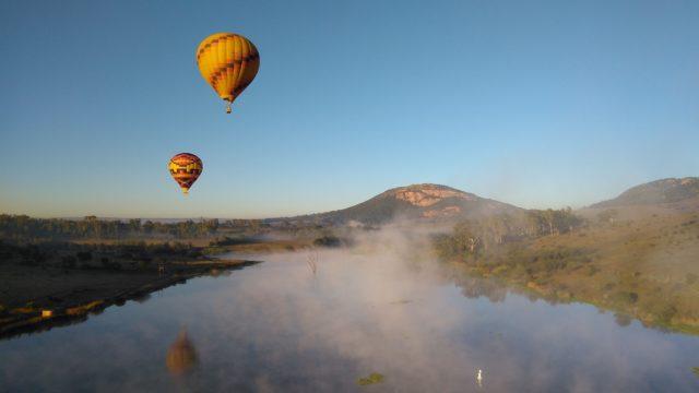 Luchtballon Zuid-Afrika Rondreis Op Maat Specialist