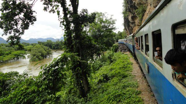 trein Thailand Rondreis Op Maat Specialist