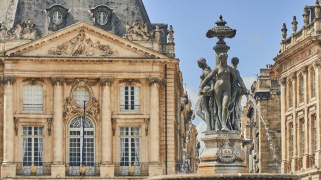 Bordeaux Frankrijk Europa Rondreis Op Maat Specialist
