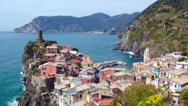 Cinque Terre Italië Rondreis Op Maat Specialist