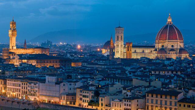 Florence Italië Europa Rondreis Op Maat Specialist