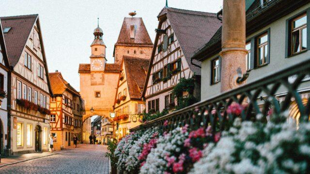 Frankfurt Duitsland Europa Rondreis Op Maat Specialist