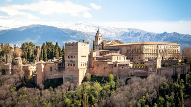 Highlights Europa Alhambra/Granada Rondreis Op Maat Specialist
