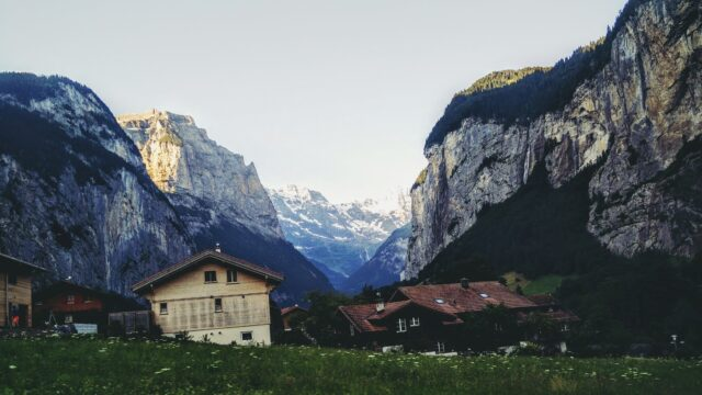 Jungfrau Berner Oberland Zwitserland Europa Rondreis Op Maat Specialist