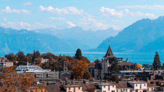 Lausanne Vaud Zwitserland Europa Rondreis Op Maat Specialist