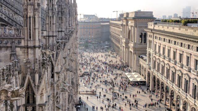Milaan Italië Europa Rondreis Op Maat Specialist
