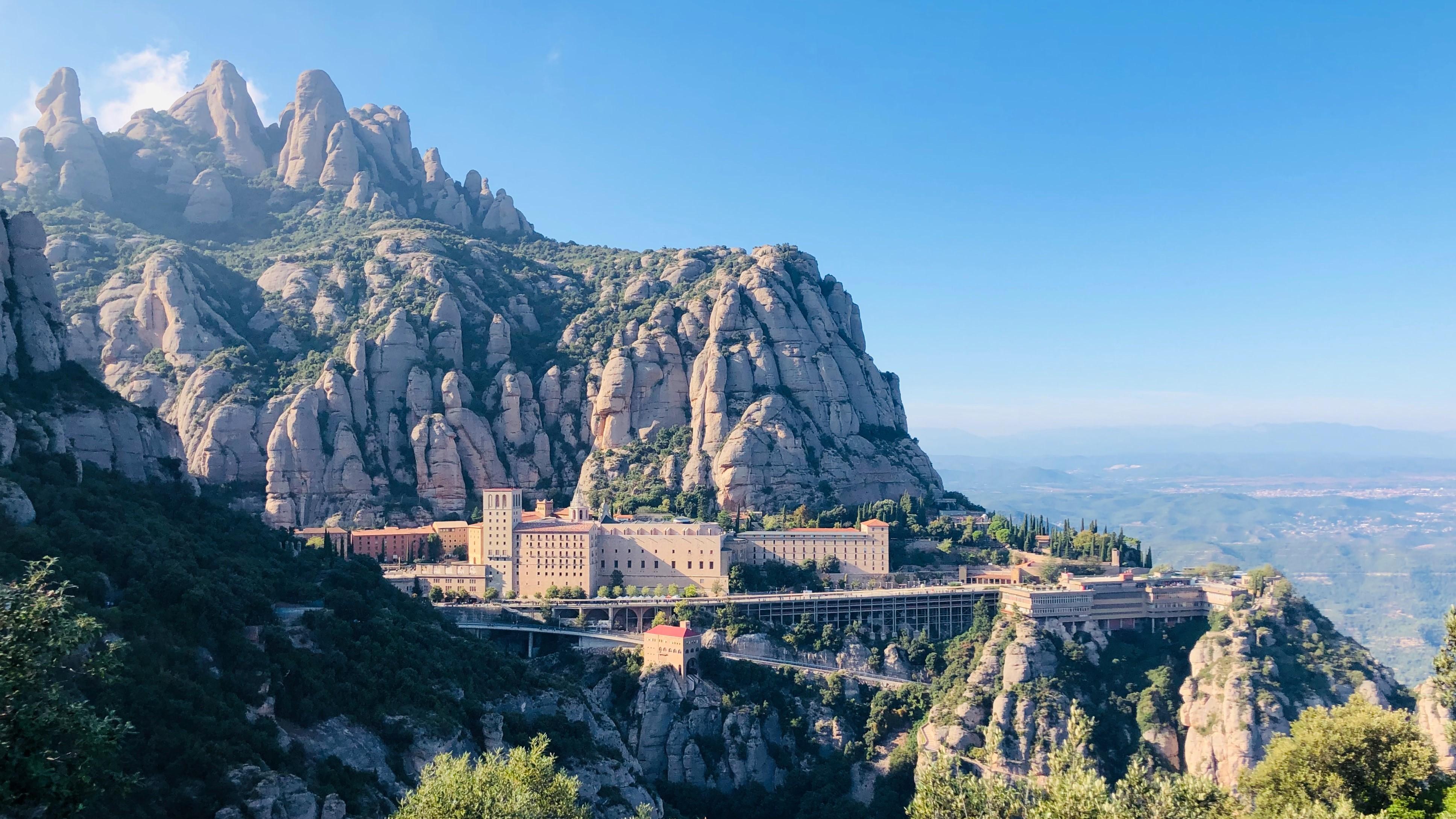 Montserrat Spanje Rondreis Op Maat Specialist