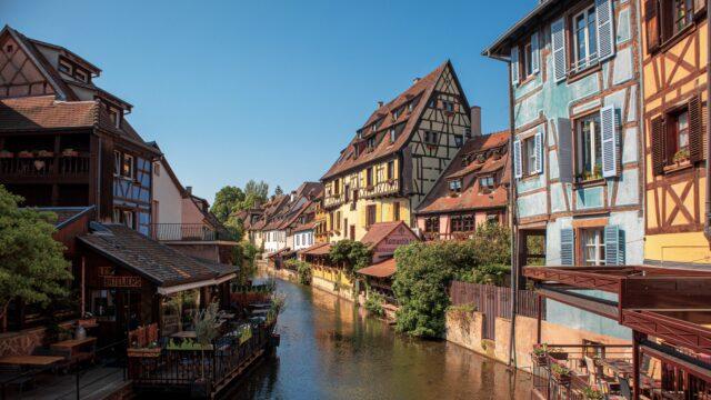 Strasbourg La Grande Est Frankrijk Europa Rondreis Op Maat Specialist