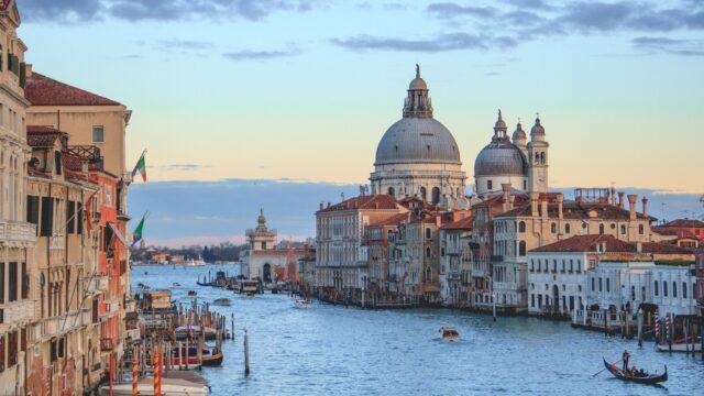 Venetië Italië Europa Rondreis Op Maat Specialist
