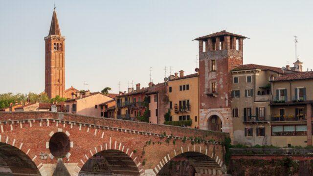 Verona Italië Europa Rondreis Op Maat Specialist