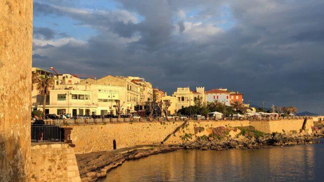 Alghero Sardinië Italië Europa Rondreis Op Maat Specialist