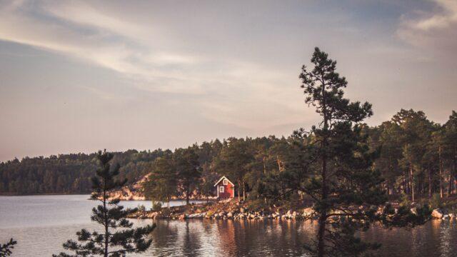Dalarna rood huis Zweden Rondreis Op Maat Specialist