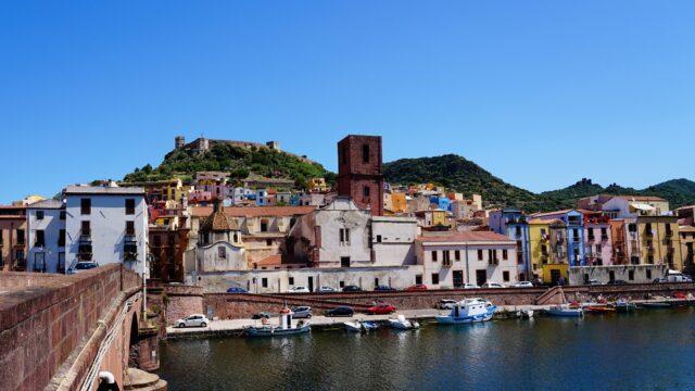 Oristano Zuid-West Sardinië Italië Europa Rondreis Op Maat Specialist