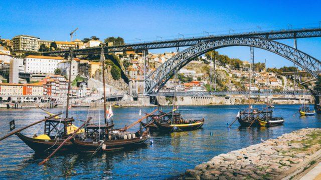 Porto haven Portugal Rondreis Op Maat Specialist