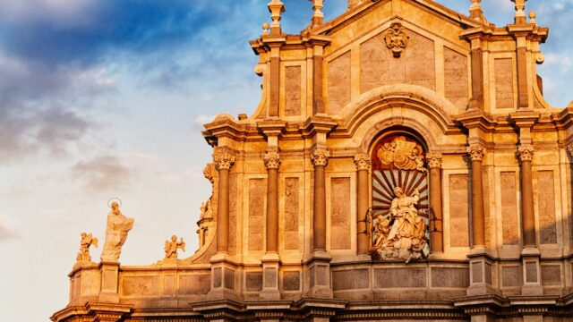 Catalania Sicilië Italië Rondreis Op Maat Specialist
