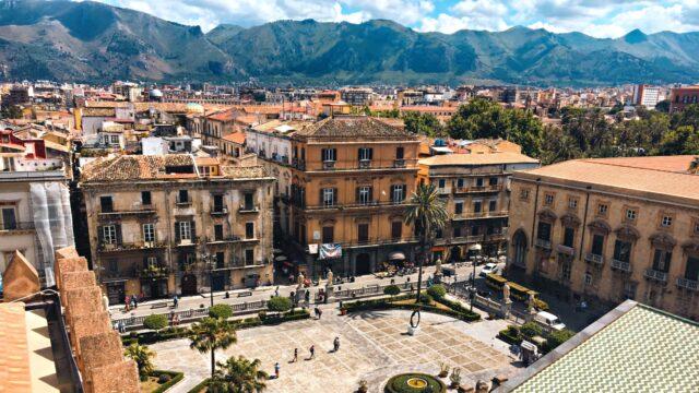 Palermo Sicilië Italië Rondreis Op Maat Specialist