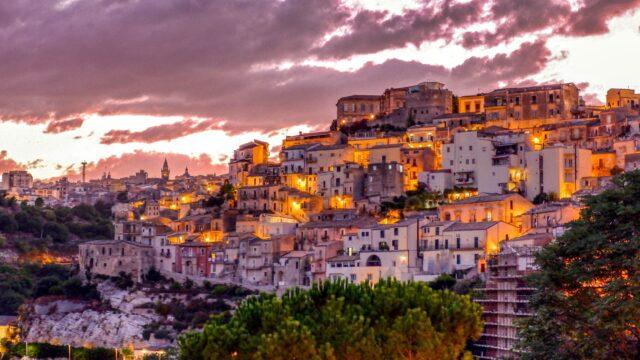 Ragusa Ibla Zuidoost-Sicilië Italië Rondreis Op Maat Specialist