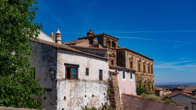 Caceres Extremadura Spanje Europa Ro