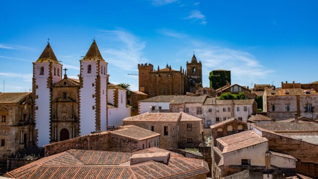 Extremadura Spanje Europa Rondreis Op Maat Specialist
