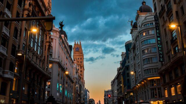 Madrid Spanje Europa Rondreis Op Maat Specialist
