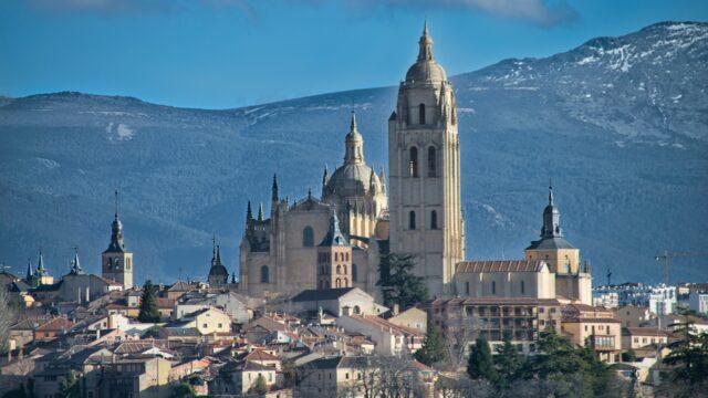 Segovia Castilla Leon Spanje Europa Rondreis Op Maat Specialist