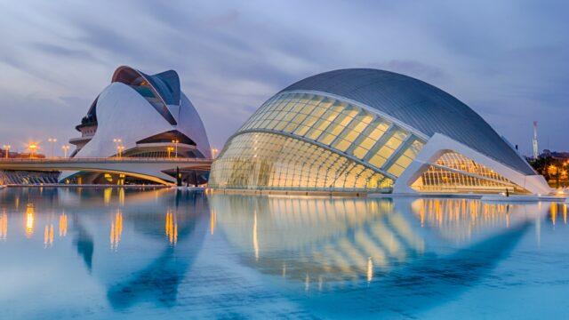 Valencia stad Spanje Europa Rondreis Op Maat Specialist